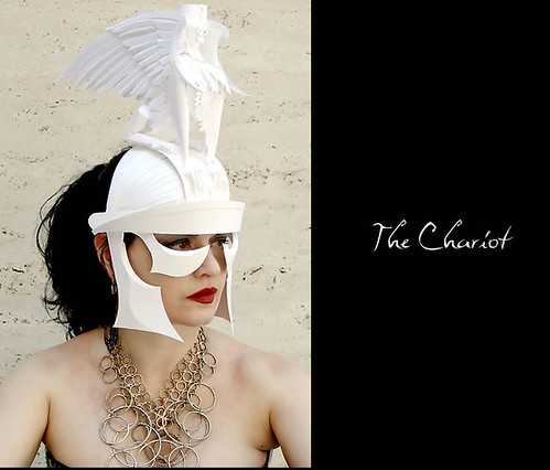 Tarot of Masks - The Chariot