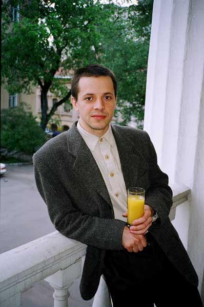 Олег Шишкин 1998
