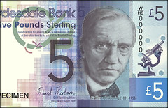 CLYDESDALE BANK OF SCOTLAND ANNOUNCES NEW BANKNOTE SERIES