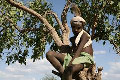 Ethiopian elf (Ingiro) Tags: africa river african fiume valle elf valley tribes ethiopia tribe ethiopian omo etiopia ingiro arbore i500 interestingnes315