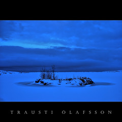 Ice blue (Trausti lafsson) Tags: snow ice nature iceland frost magical hdr hsavk nikond80 amazingamateur inspiredbyyourbeauty traustilafsson frohieloynieve tumiqualityphotography