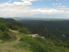 Desde el mirador de Cuchi Corral (Al Zuwaga) Tags: summer baby argentina valle beb valley heights crdoba vacaciones mirador hollidays ezequiel alturas kelo veraneo cuchicorral corraldechanchos