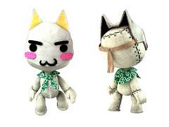 LittleBigPlanet - Toro Mask