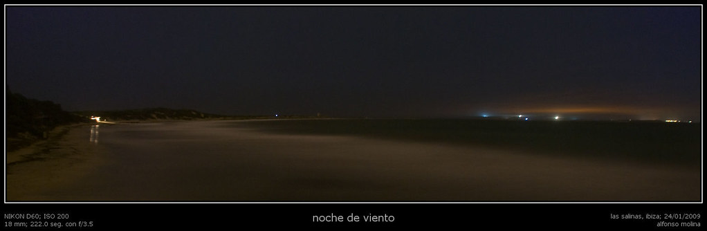 noche de viento