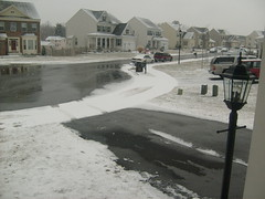 Snow on Our Street