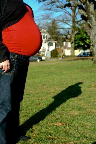 skinny pregnancy