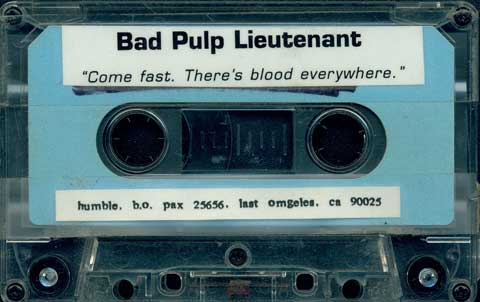 Image of Bad Pulp Lieutenant