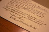 With love (Chapendra) Tags: handwriting maria smith helen letter cursive thankyounote withlove