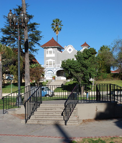 Terrace Park and Powers House, Los Angeles
