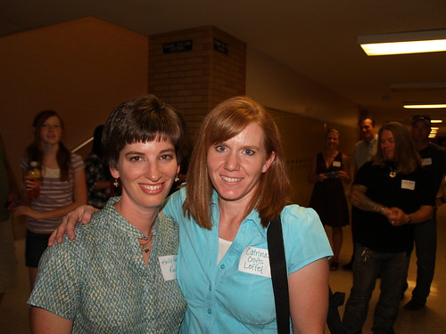 Holly Austin Reavis and Catrina Crofts Leffel by LauraMoncur from Flickr