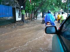 Jakarta Rain