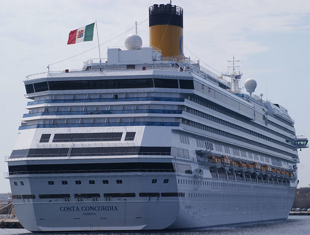Thumbnail for Der Untergang der Costa Concordia