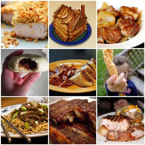 extravaganza of pork from other people