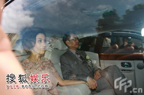 HongKong Actress Michelle Reis Wedding Photos - beautiful girls