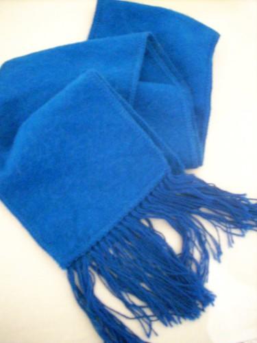 Bolivian alpaca scarf