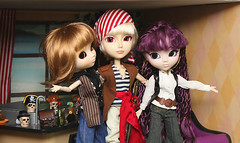"GSM: ""Sing me a sea shanty"" (RequiemArt.com) Tags: game set anne doll bachelorette ooak joel pirates mary read customized pullip custom pullips gsm bonny matchmaker repaint namu taeyang ulquiorra grimmjow gamesetmatchmaker"