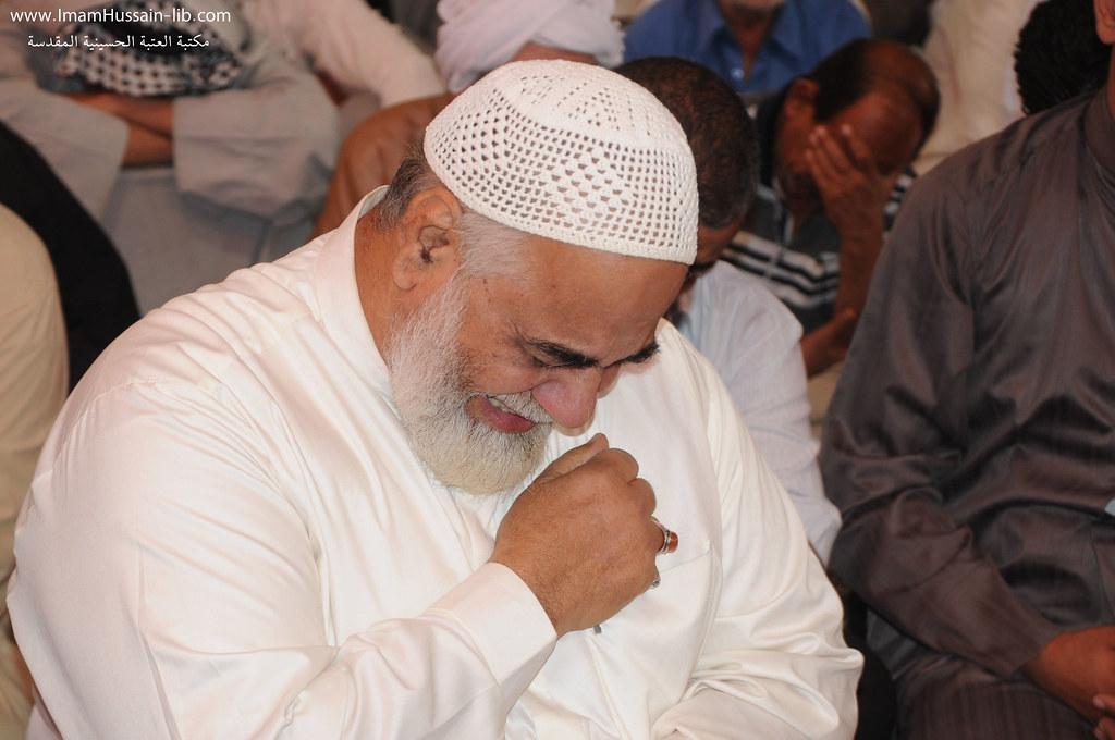 زائر الحسين عليه السلام