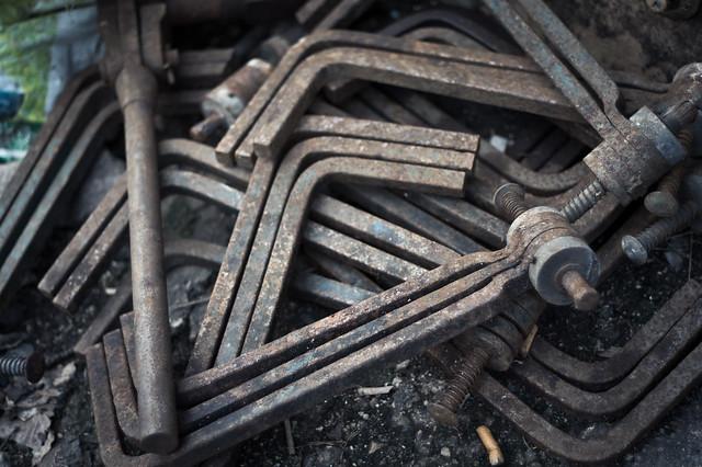 Metal tool things