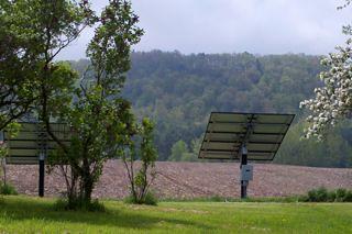 Dansville, NY residential solar installation