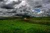eighty-two (jjovoss) Tags: clouds iowa handheld 365 hdr lr gravelroad photomatix project365 3exp bitofbluesky