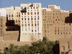 Shibam (twiga_swala) Tags: world city houses tower heritage architecture buildings site skyscrapers desert mud manhattan traditional bricks medieval unesco views arabia yemen arabian popular peninsula wadi hadramaut shibam hadramawt jemen   hadramout hadhramout hadhramaut  hadhrami