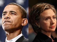 Barack vs Hillary