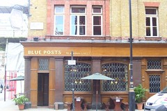 Picture of Blue Posts, W1T 3EU