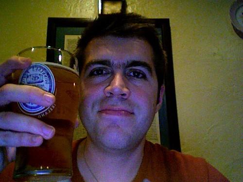 Jerm with a Brew