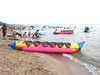 Banana Boat at Bang sean Beach