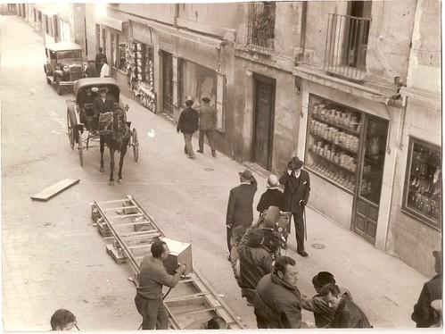 Luis Buñuel rueda Tristana en Toledo (1969)