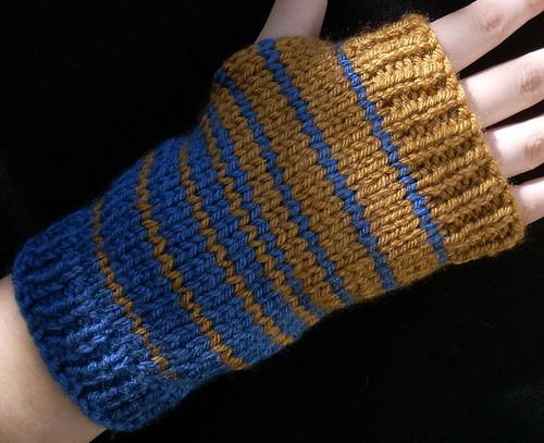 Ravenclaw Wrist Warmers