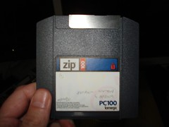 Disco ZIP de 100 MB