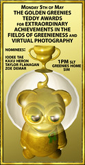 Golden Greenies Teddy Awards
