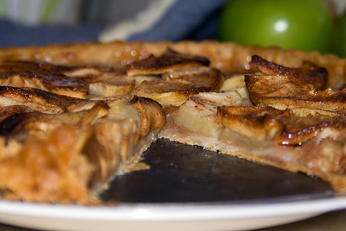 122/365 French Apple Tart