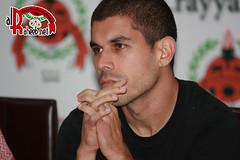 Ricardinho singed to Rayyan club (A L R a h e e b . N e t) Tags: qatar  rayyan  alrayyan     rayyani alraheeb