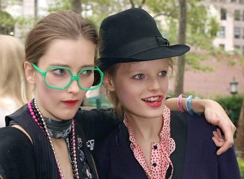 Iekeliene & Hanne