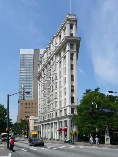 Atlanta's Flatiron Building, 1897