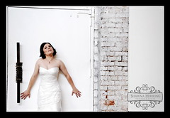 white on white (Shawna Herring) Tags: wedding dress brides