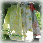 SPLASH<p>Vintage Pillowcase Swimsuit Coverups