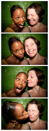 Fauxtobooth: Marshana & Hilary