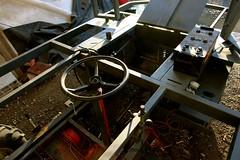 2007-12-03-chassis (david-o.net) Tags: robot pneumatic scylla davidolivari fabricateurs matthieuaudejean