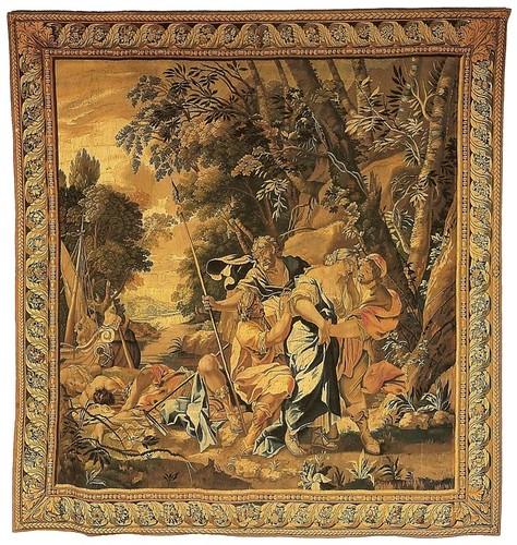 06- Rapto de Ifigenia siglo XVIII
