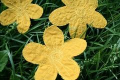 bloemenbroches