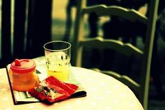 Mother. (La Flaf) Tags: cups picnik
