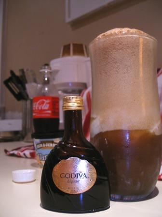 Godiva Float