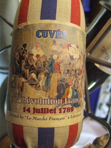 wine bottle in La Marche Francais 2