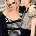 "Sienna Miller wears Benjamin Eyewear ""Nicole"""