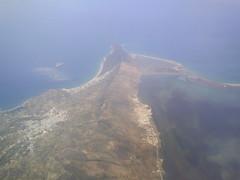 Cap Farina prise en quittant la Tunisie