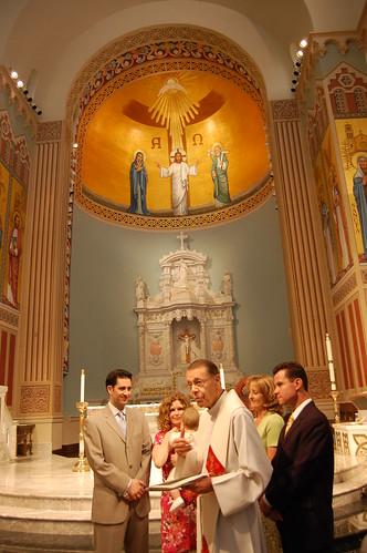 christening 039