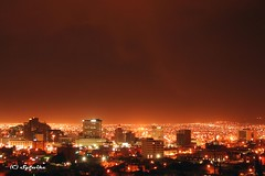 The lights of El Paso (Satxvike) Tags: texas nightshot elpaso rimroad satxvike henrydelgado